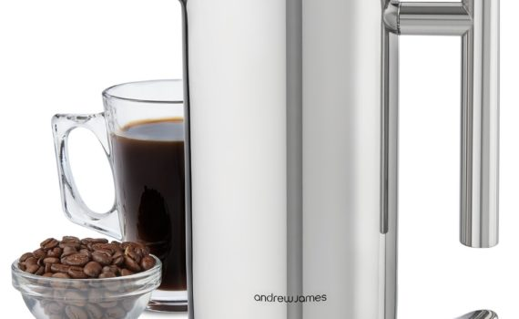 Andrew James Stainless Steel Cafetiere Review.