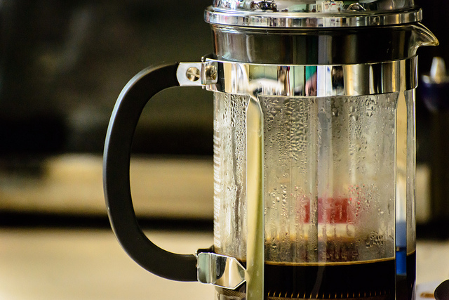 Cafetiere, French Press.