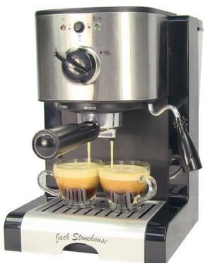 espresso brewing machine