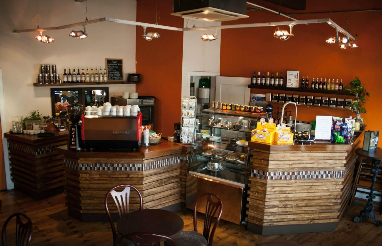 Coffee Shop Reviews Noesis Urmston Manchester Coffee Blog