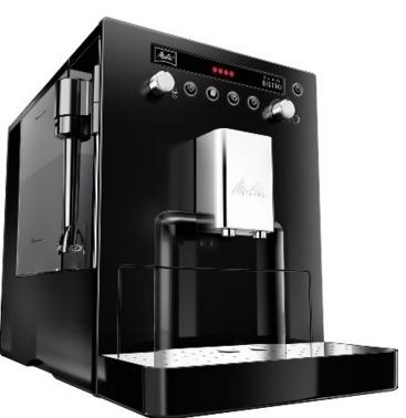 Melitta MEL6613822 Caffeo Bistro Bean To Cup Espresso Machine.