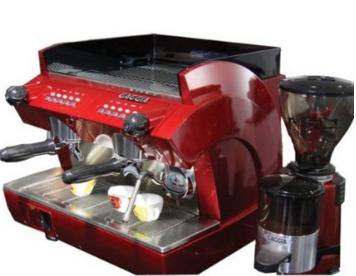 Gaggia GD2 Commercial Espresso Machine.