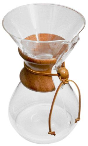 Chemex Coffee Dripper.
