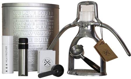 Win Rok Espresso Maker.