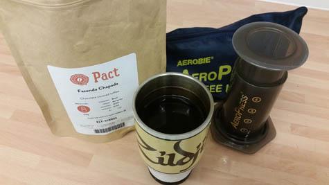 Pact Coffee, Fazenda Chapada