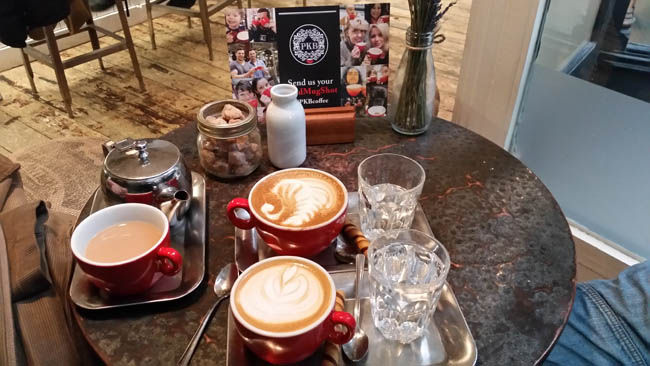 Pot Kettle Black Manchester Coffee Shop Reviews Coffee Blog