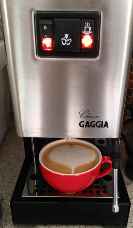 Gaggia Classic Review UK.