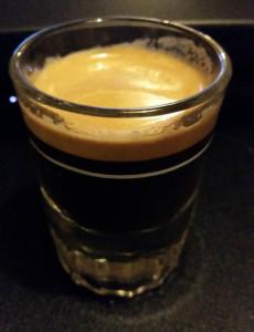 Indonesia Sumatra Mandheling Espresso.