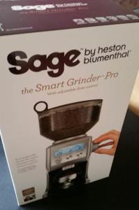 Sage Smart Grinder Pro Unboxing