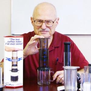 Alan Adler Aeropress Inventor.