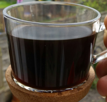 Filter Coffee.