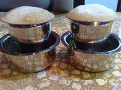 Kaapi Coffee.