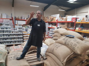 what is speciality coffee? SCAE trainer Andreas Constantinou, answering the question.