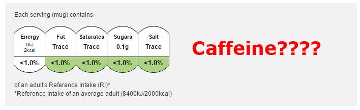 Caffeine In Instant Coffee Caffeine Content In Nescafe And