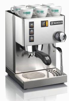 Rancilio Silvia Espresso Machine Review.