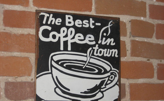 The Best Coffee in the World.