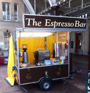 Mobile Coffee Business for Sale.