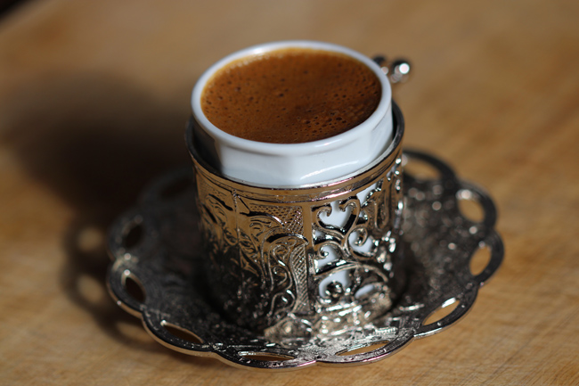 turkish coffee cup.
