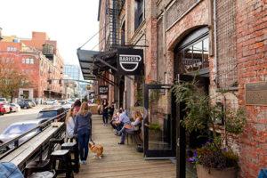 Portland cafes