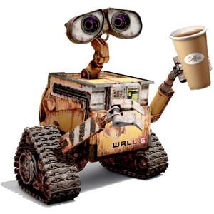 Wall-E coffee