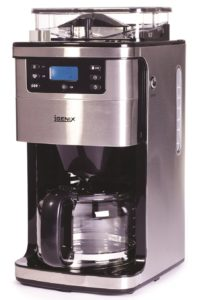 Igenix bean to cup filter coffee maker