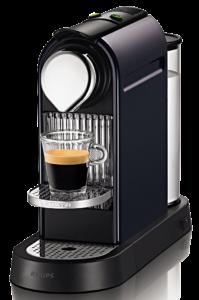 Nespresso Citiz by Krups.