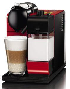 Nespresso Lattisma Plus by De'Longhi.