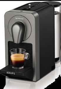 Nespresso Prodigio by Krups.