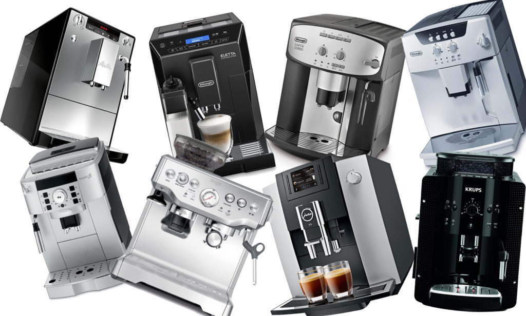 Best Bean To Cup Coffee Machines In The Uk Coffee