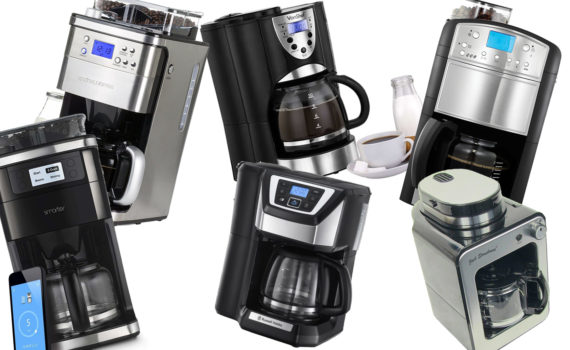 Best bean to cup filter coffee machines