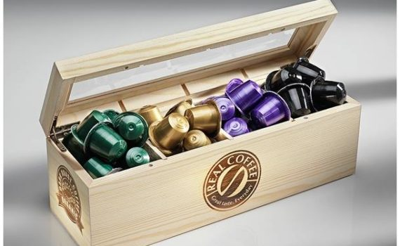 Real Coffee Review. Compatible Nespresso Capsules.