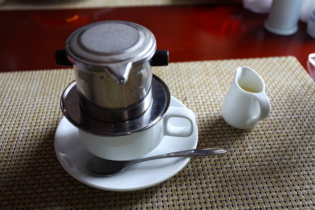 Filter Coffee in Vietnam.