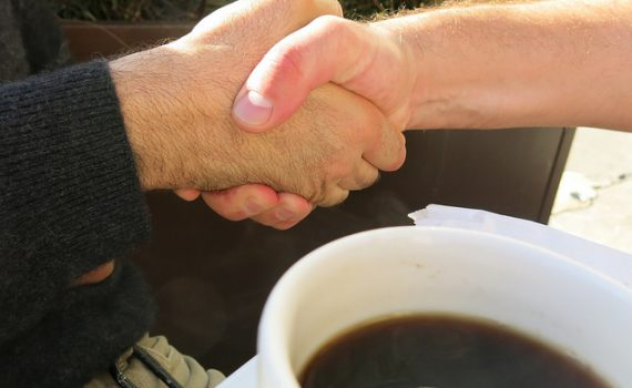 Can Coffee Influence Business Deals?