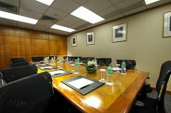 Formal Meetings - Boardroom.