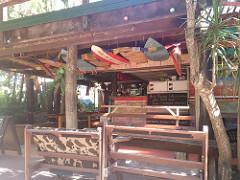 Byron Bay Cafe.