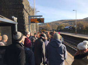Marsden Train Station.