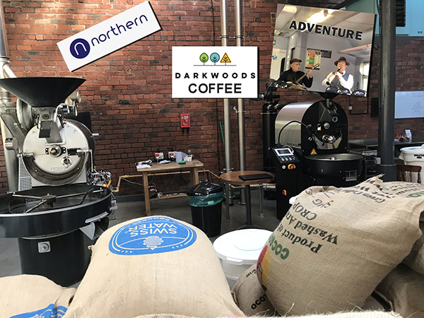 Northern Coffee Adventure.Northern Coffee Adventure.