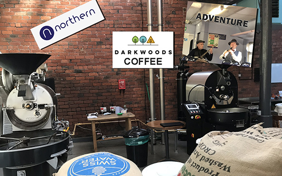 Northern coffee adventure.