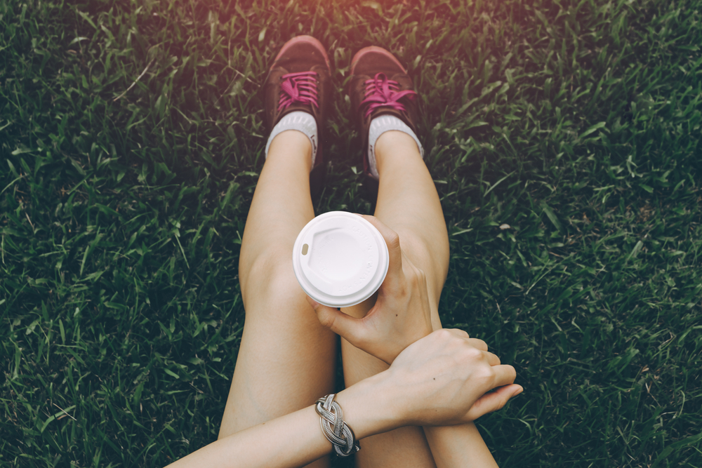Coffee Helps You Work Out.