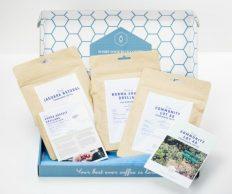 Blue Coffee Box - Coffee Subscription.