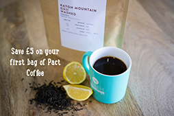 Pact Coffee Discount Coupon Code.