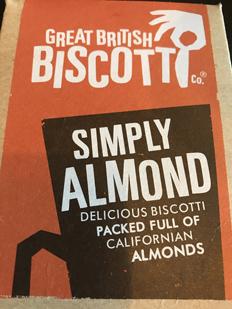 Simply Almond.