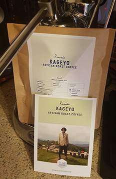 Kageyo Coffee.