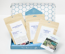 Blue Coffee Box Discount Voucher.
