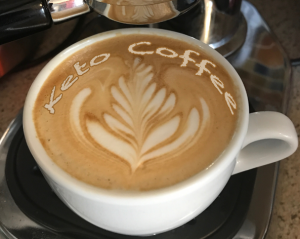Keto Coffee.