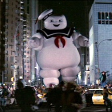 Staypuft Marshmallowman