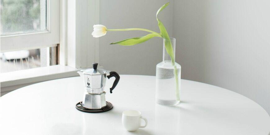 Coffee - Keep Things Clean.