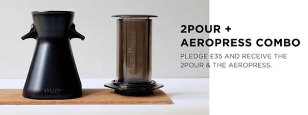 2pour and Aeropress Bundle.