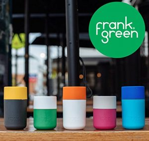 Frank Green Travel Cups.