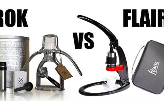 Rok espresso vs flair espresso.